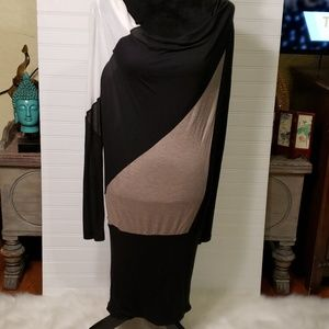 5 for $25 BCBGMAXAZRIA Long Sleeved Tunic